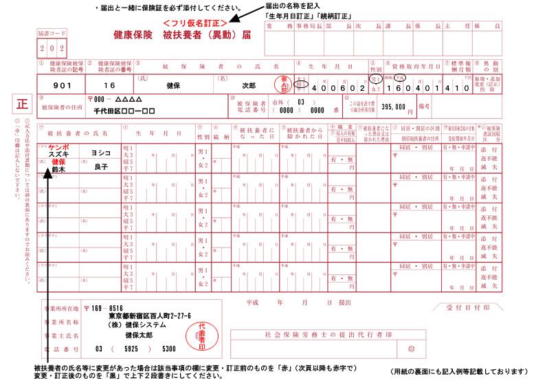 【7/10〆切】算定基礎届の具体的な記入や訂正、提 …
